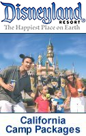 Save money with discount camp packages for Disneyland Park and Hotels