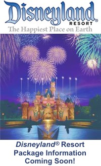 Disneyland Park and Hotel Discount Packages